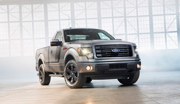 "Ford F-150 Tops ""Forbes"" Best-Selling Car List,"