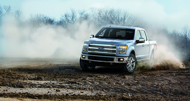 2015 Ford F-150 Earns Top Safety Pick