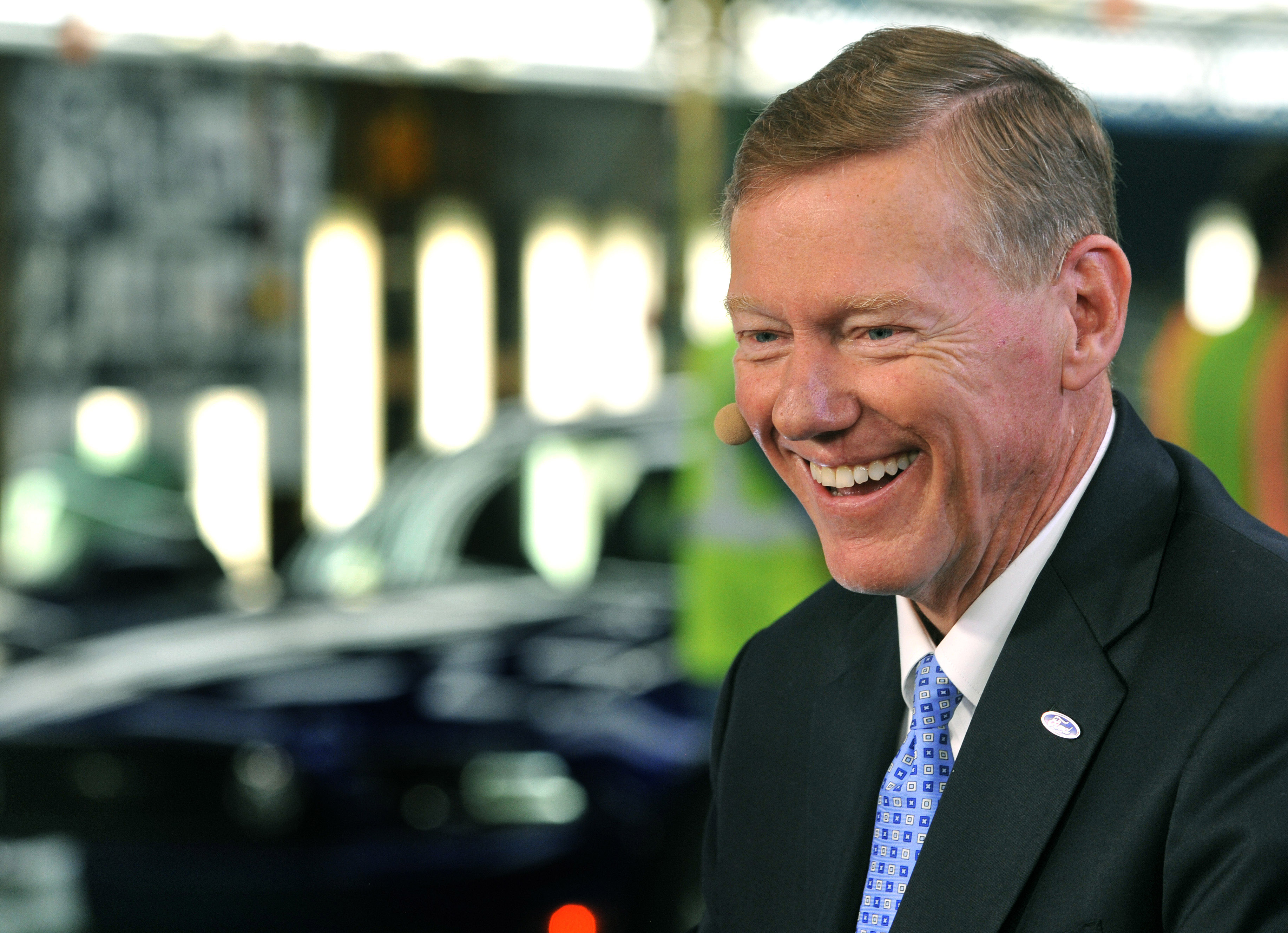 Alan Mulally scholarship