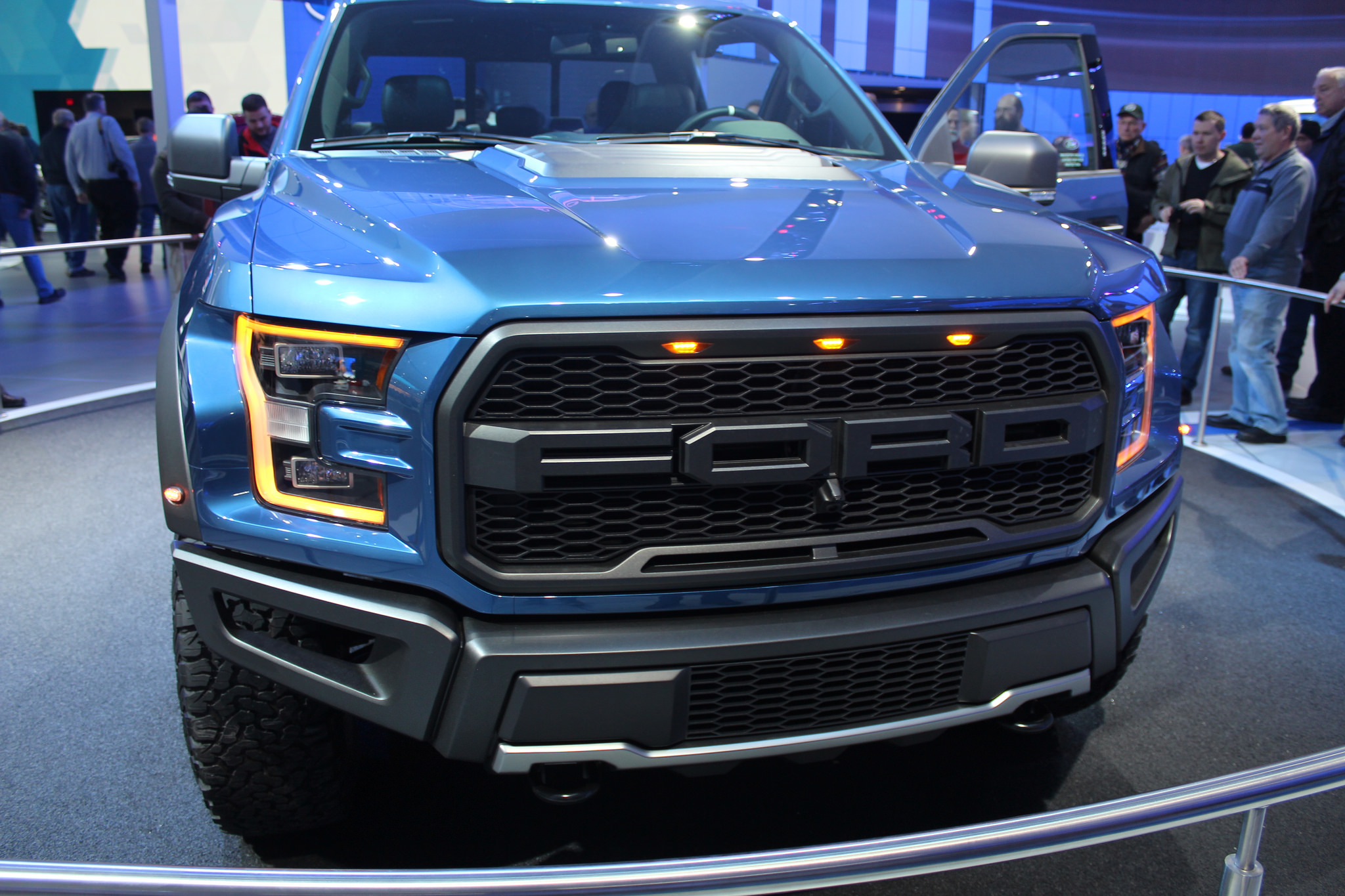 Ford's NAIAS Exhibit