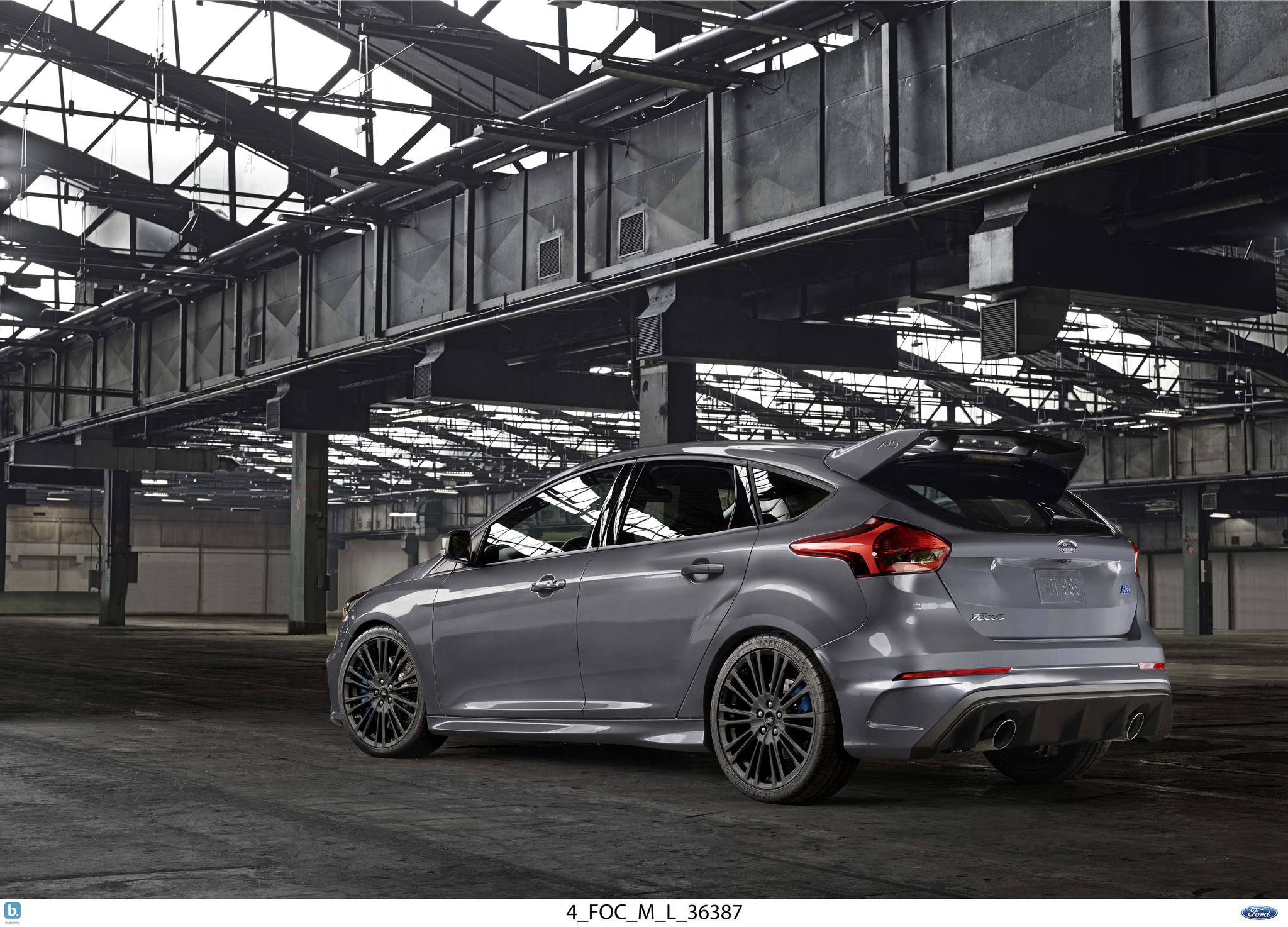 Performance numbers for the new Ford RS