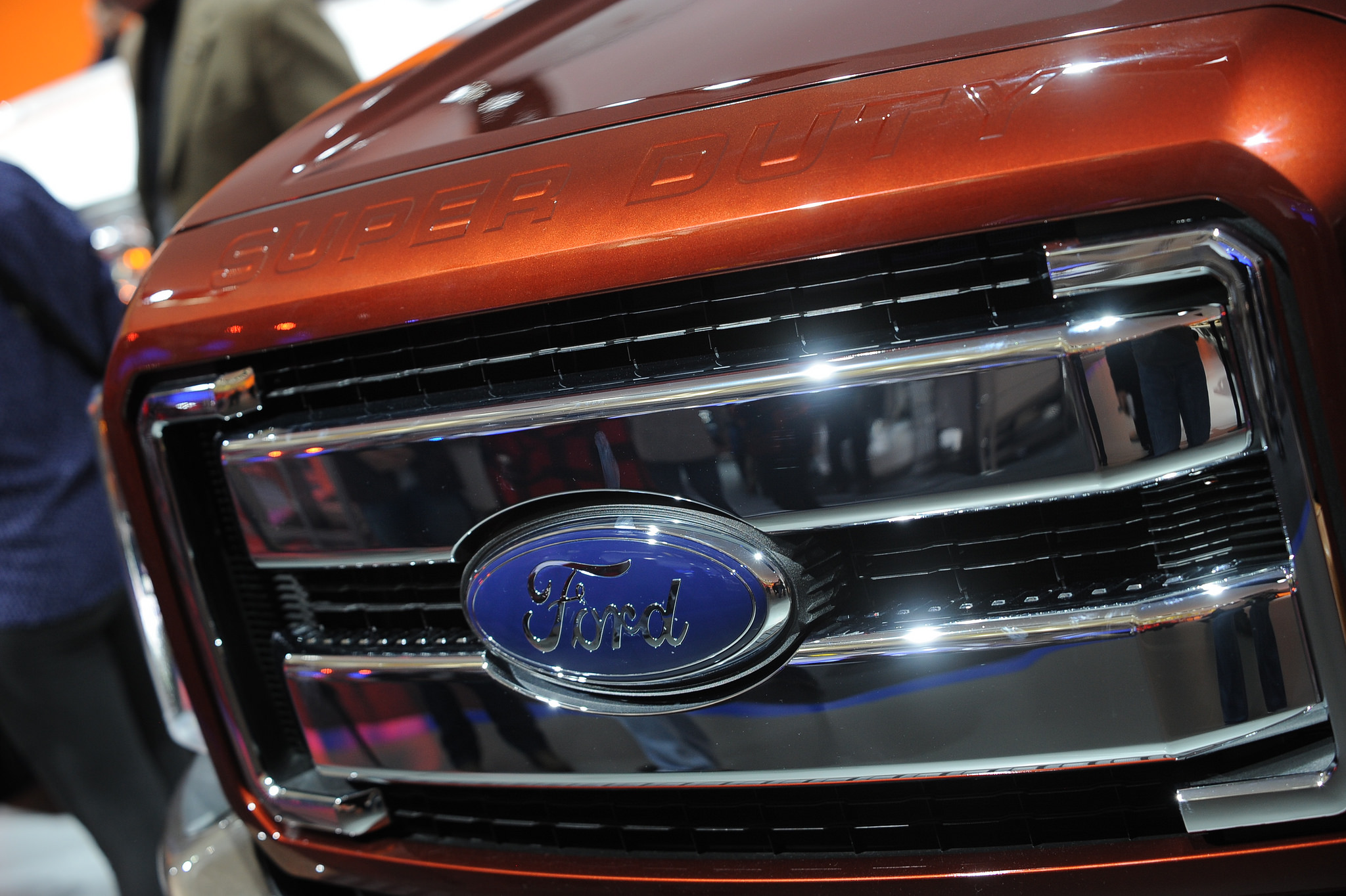 Ford Fund investment in Detroit