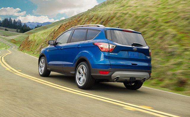 Ford Escape's Safety
