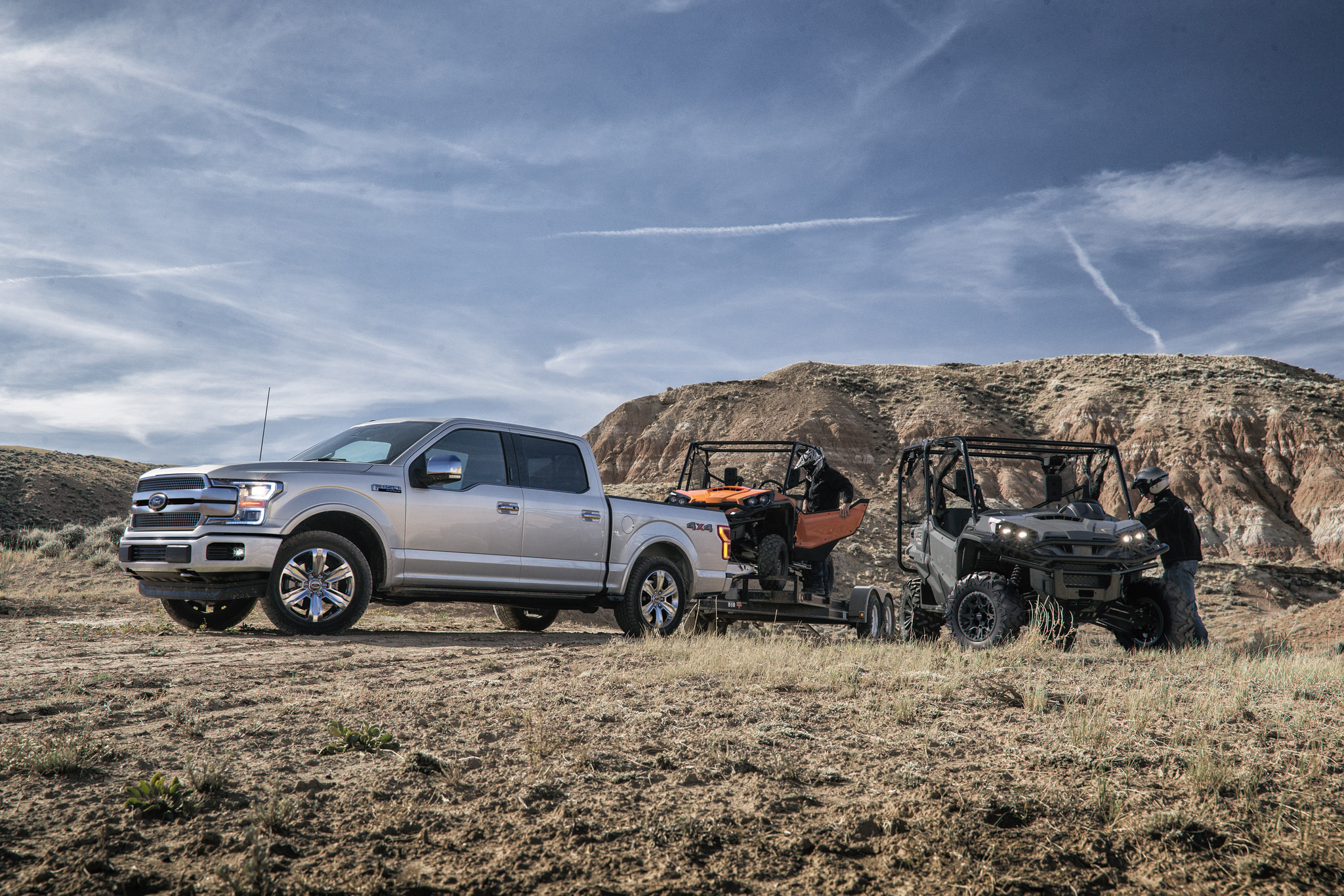 Tips for Memorial Day Camping with a Ford F-150