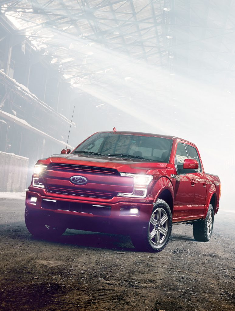 fun facts about Ford - Ford F-150